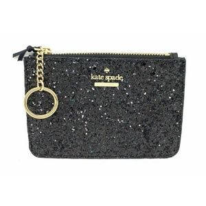 Kate Spade Bitsy Laurel Way Glitter Wallet Black